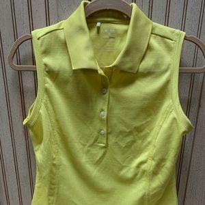 Adidas Golf/Tennis Shirt YELLOW